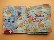 Zurich, Switzerland, Cheese